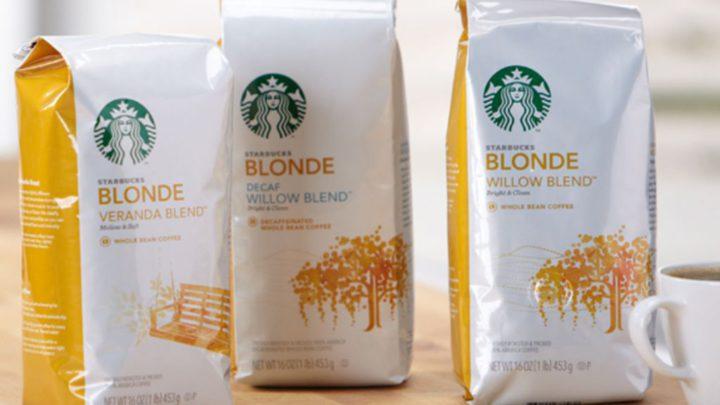 Soutěž o 3 nabité karty do Starbucks