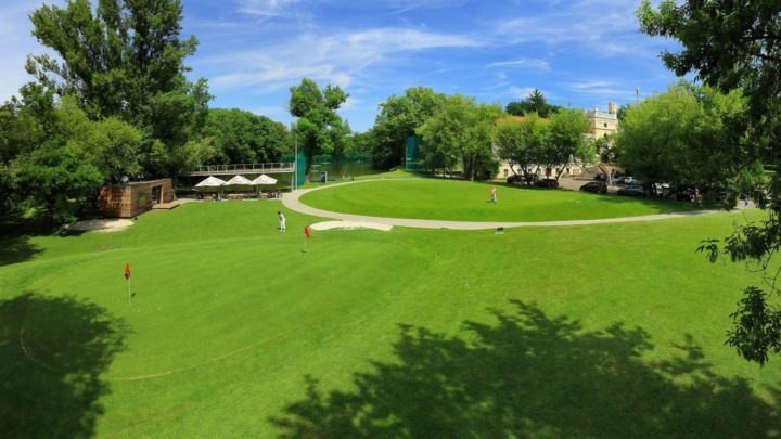 Golf Club Chateau St. Havel zve na golfový Nedělní brunch & Cross Country turnaj