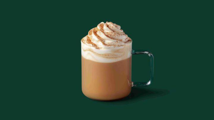 Starbucks představuje Pumpkin Spice Latte: Podzimní hit!