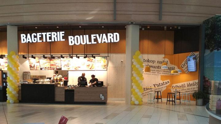 Bageterie Boulevard expanduje vOstravě, otevírá další restauraci v Avionu
