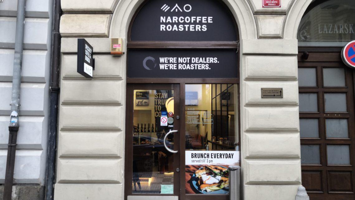 Hodnotíme kavárny   Narcoffee Roasters