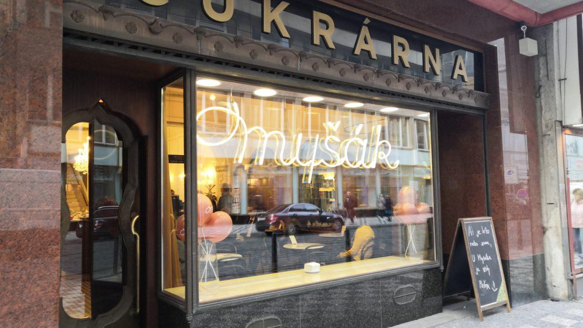 Hodnotíme kavárny | Cukrárna Myšák