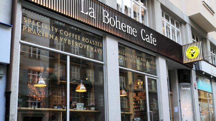 Hodnocení kaváren | La Bohème Café