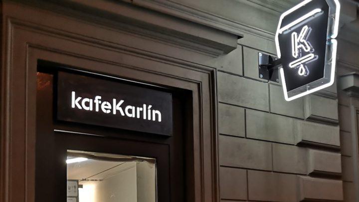 Hodnocení kaváren | Kafe Karlín