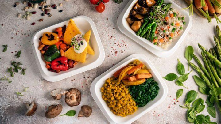 Emirates – měsíc veganství: Lednové menu nabízí více veganských pokrmů