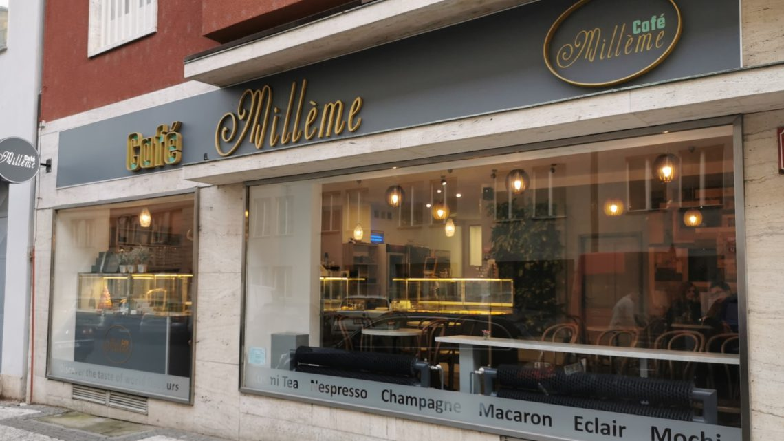 Hodnocení kaváren | Café Millème
