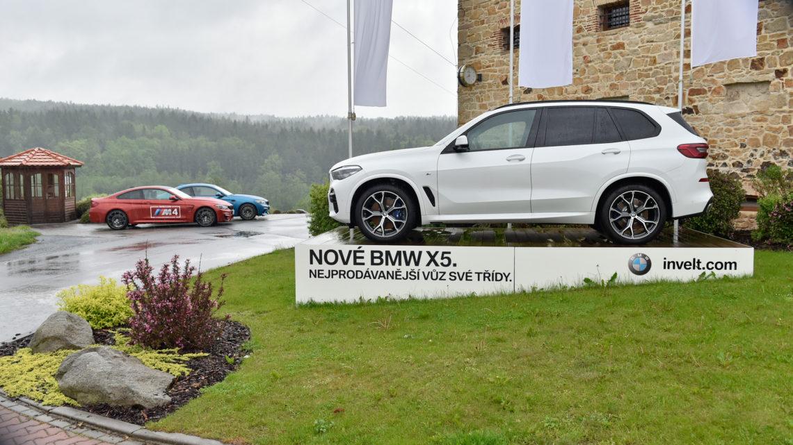 Golfový turnaj BMW Invelt rozdával ceny i skvělou náladu