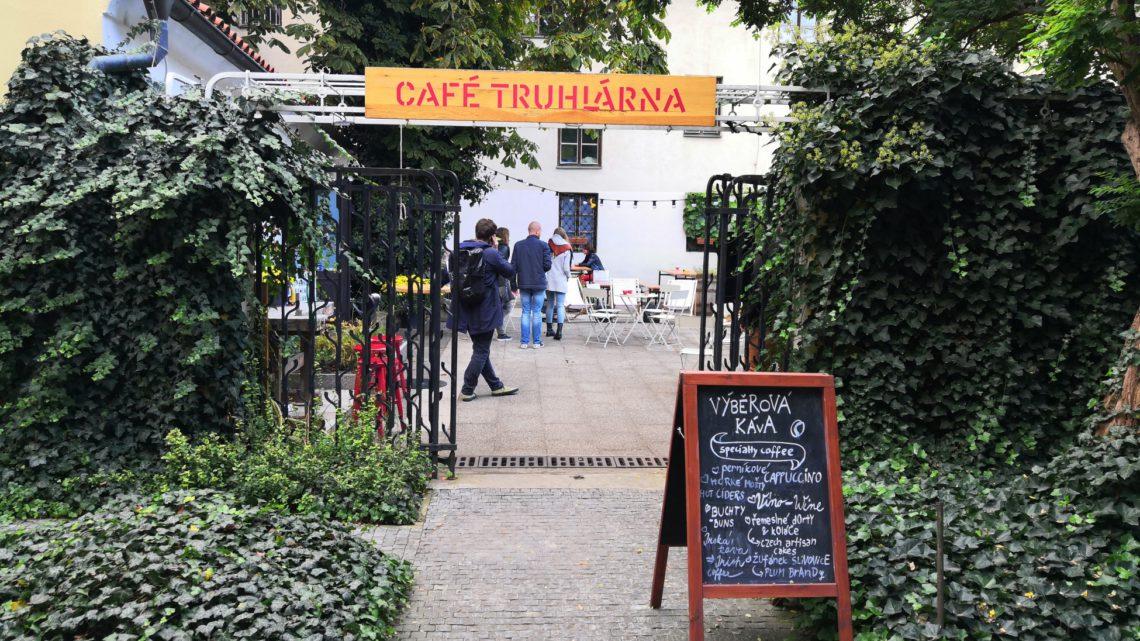 Hodnotíme kavárny   Café Truhlárna