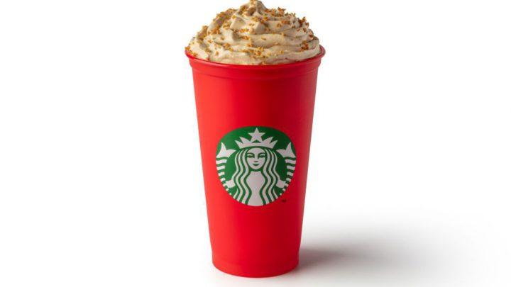 """Kultovní """"Red Cup"""" se vrátil do Starbucks"""