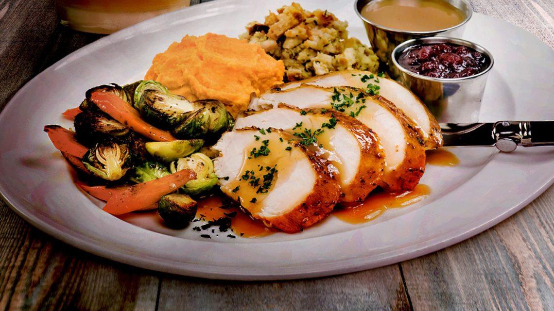 Hard Rock Cafe Praha hostům nabídne nabité menu ke Dni díkůvzdání