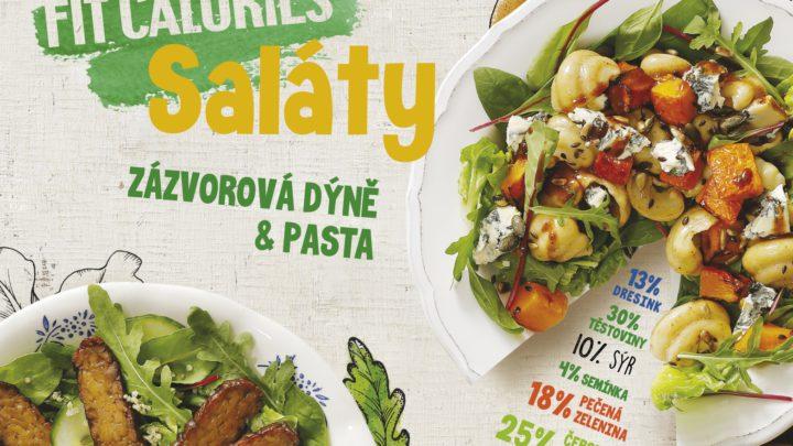 """Bageterie Boulevard obměnila svou řadu Fit Calories novými """"zimními saláty"""""""