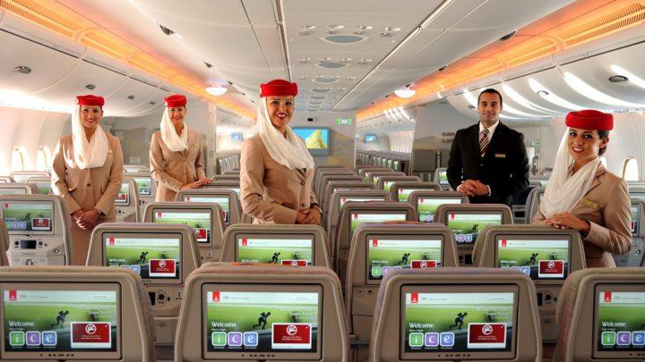 Emirates nabízí výhodné cestovní tarify na rok 2020