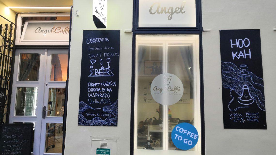 Hodnocení kaváren   Angel Caffé
