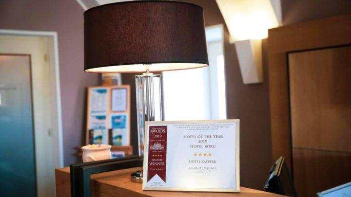 Devátý ročník udílení cen o nejoblíbenější hotel roku 2020 je v plném proudu