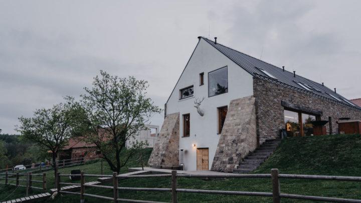 Znovuotevřený penzion Zikmundov