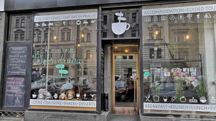 Hodnocení kaváren | Kavárna dobrodruha