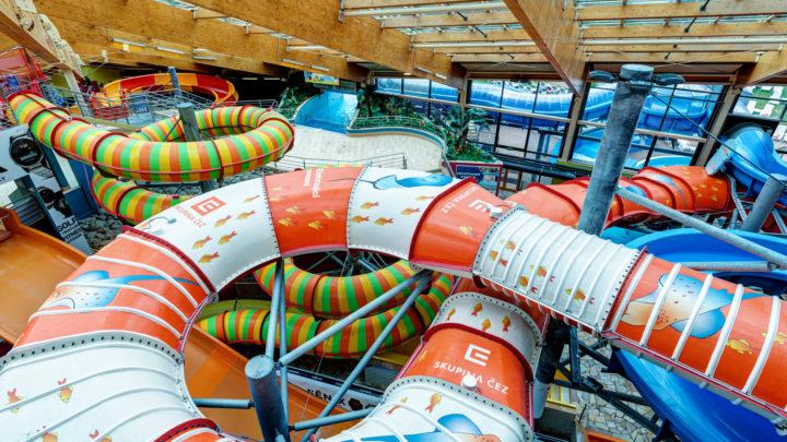Aquapalace Praha odhalil letní program: Moře zábavy a tobogánů si užijete také v Čechách
