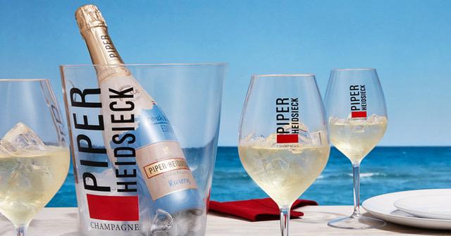 Přeneste se na Riviéru slunné Francie s champagne Piper-Heidsieck Riviera