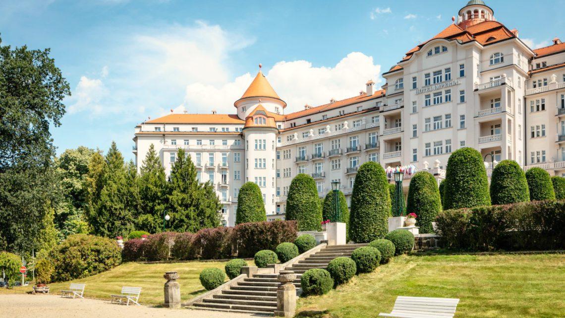 Znovuotevření Spa hotelu Imperial Karlovy Vary: Již dnes 31.7.