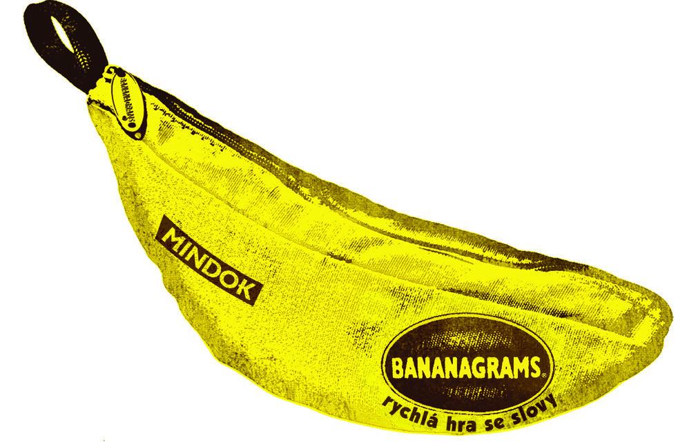Tip na letní hru: Banán plný gramatiky