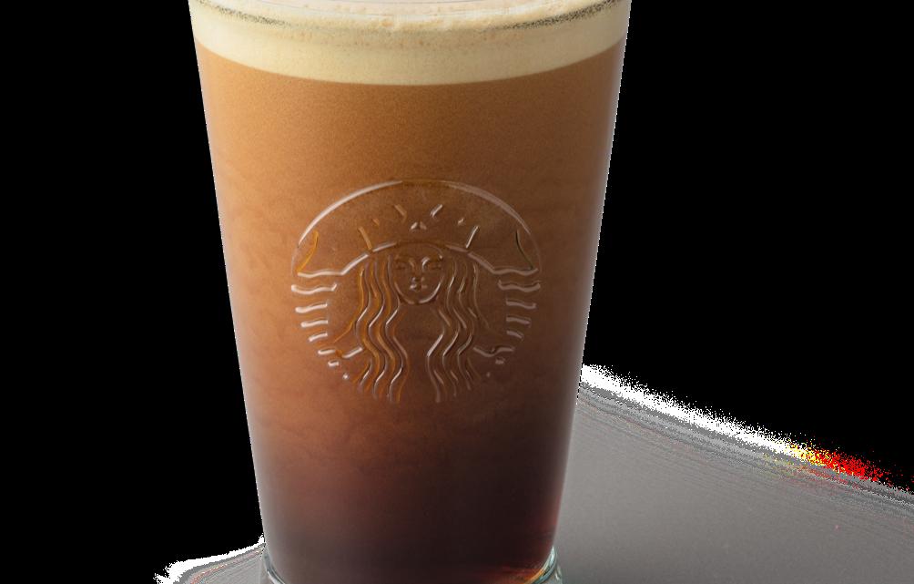Osvěžující energie ve Starbucks: Nitro Cold Brew