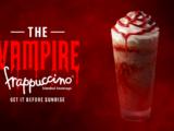 Halloween ve Starbucks ovládne limitované Vampire Frappuccino