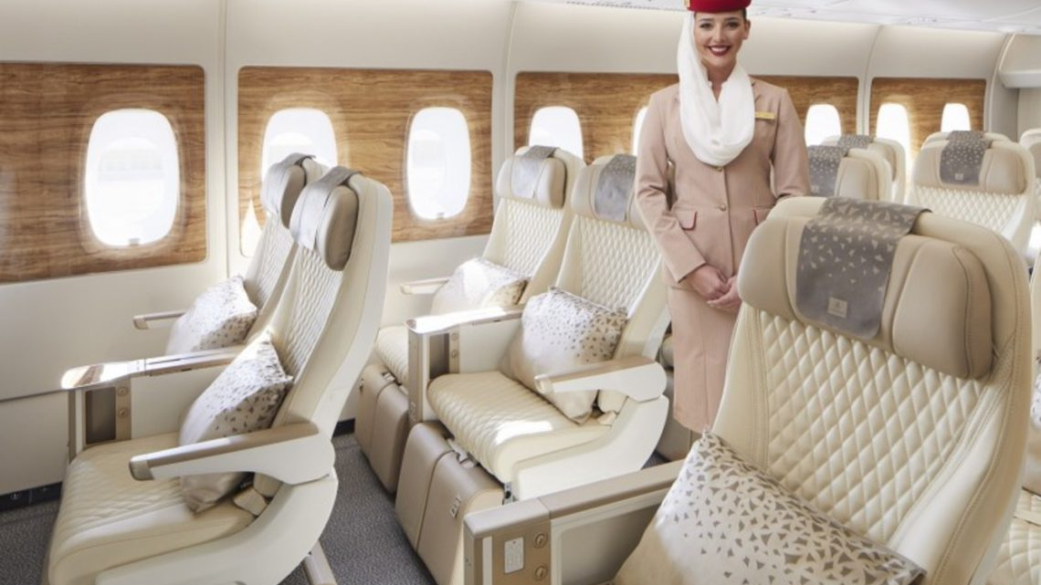 Emirates posouvá zážitek zletu ikonickým A380 na novou úroveň, představuje Premium Economy i vylepšení napříč třídami