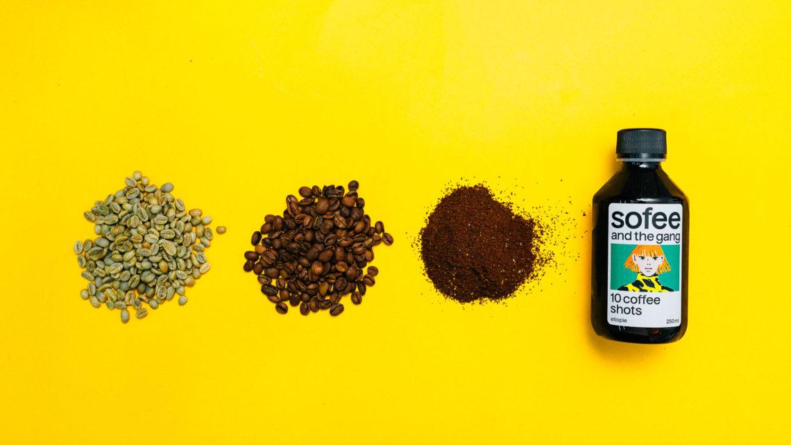 Výběrová káva Sofee uvádí na trh novinku z Etiopie