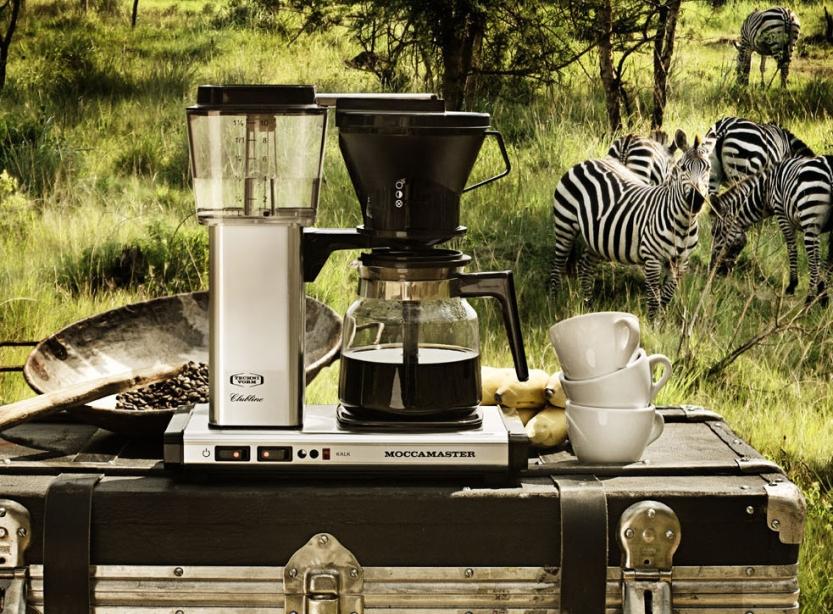 Batch brew – jak mít pořád dost kávy po ruce