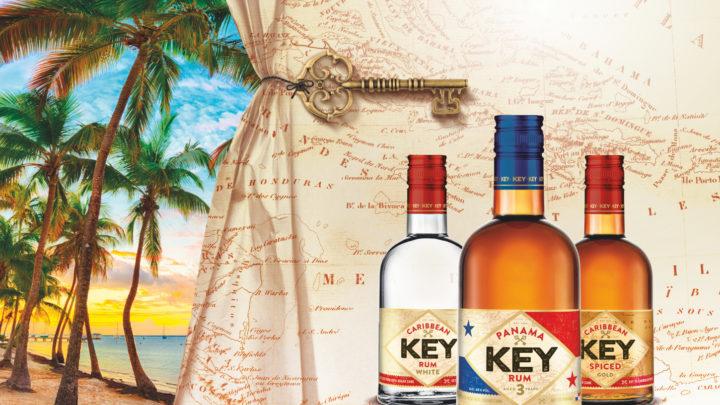 Key rum přichází na trh v novém designu a nové lahvi