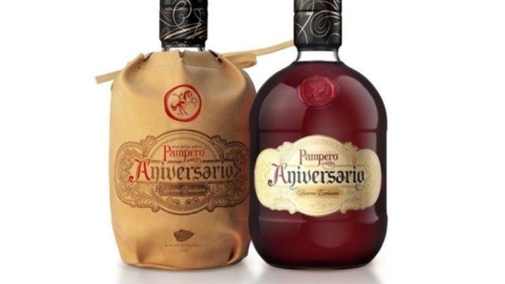 Rum Pampero Aniversario inovuje svůj design