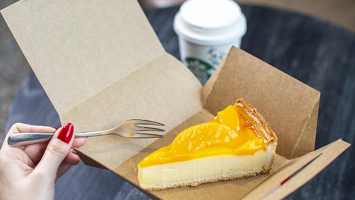 Chutné novinky ve Starbucks i v nabídce dezertů