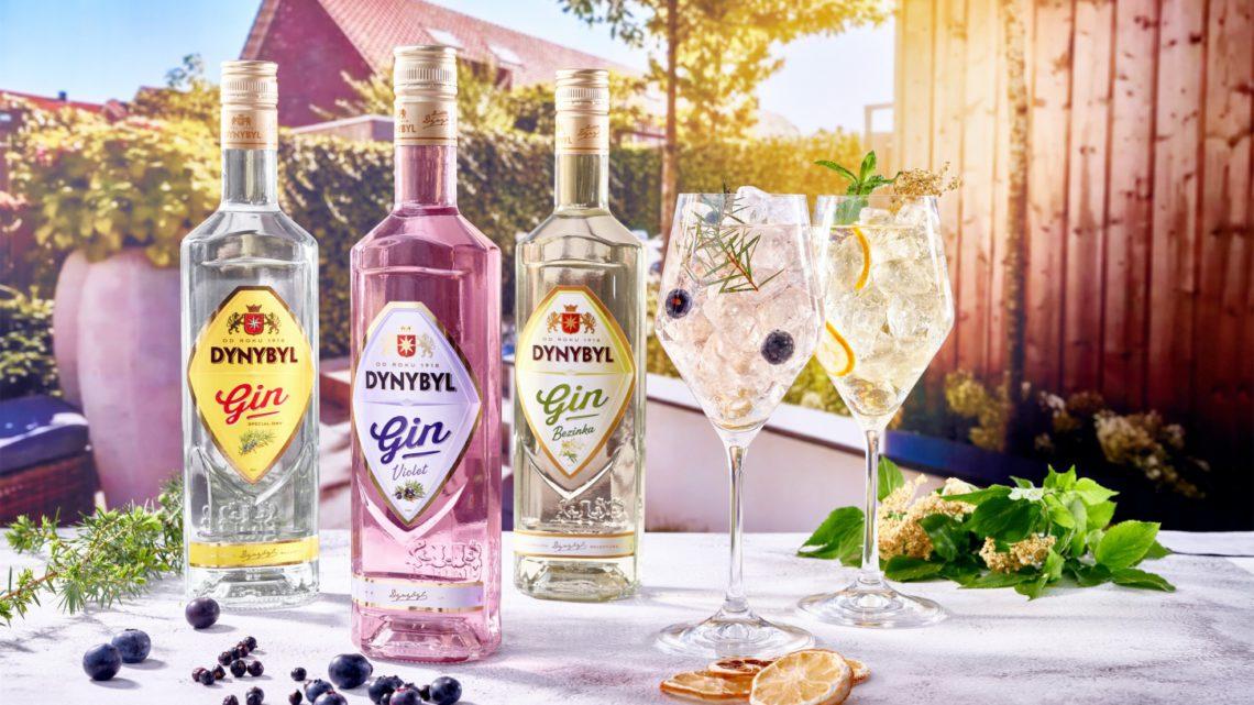 Dynybyl uvádí na trh nový jalovcový gin s příchutí bezinky