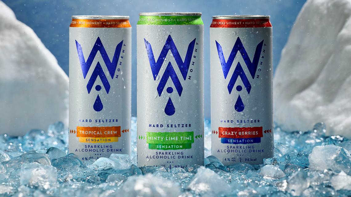 Pivovarská dvojka vstupuje s novinkou Wai Moment do kategorie hard seltzers