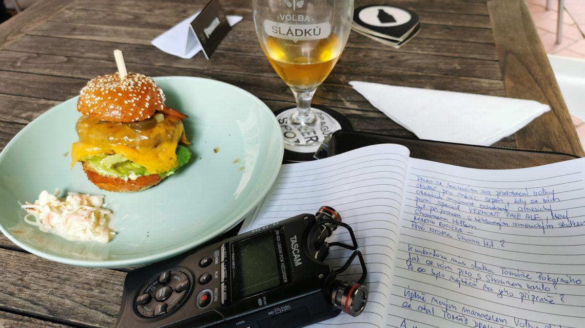 PODCAST: Volba sládků s chutí Ameriky