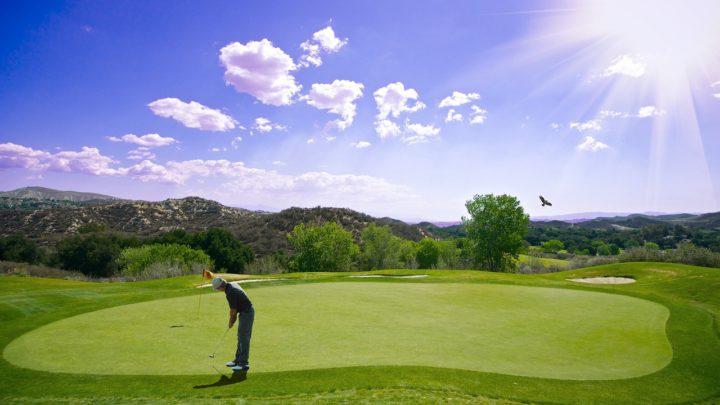Počasí: Babí léto je tady! Užijte si nádherné golfové počasí o víkendu a celý příští týden